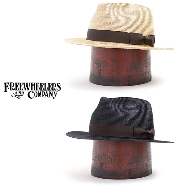 FREEWHEELERS <br>フリーホイーラーズ <br>MAZAMA STRAW HAT <BR>1920s ~ STRAW HAT <BR>GREAT LAKES GMT. MFG. CO. <br>ストローハット <BR>