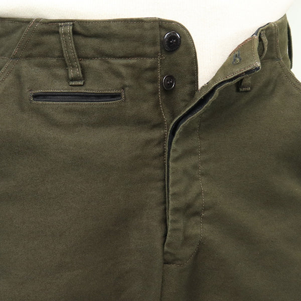 FREEWHEELERS HARTFORD 1930 --1940s HUNTING BREECHES HEAVY WEIGHT FRENCH MOLESKIN 2 COLORS