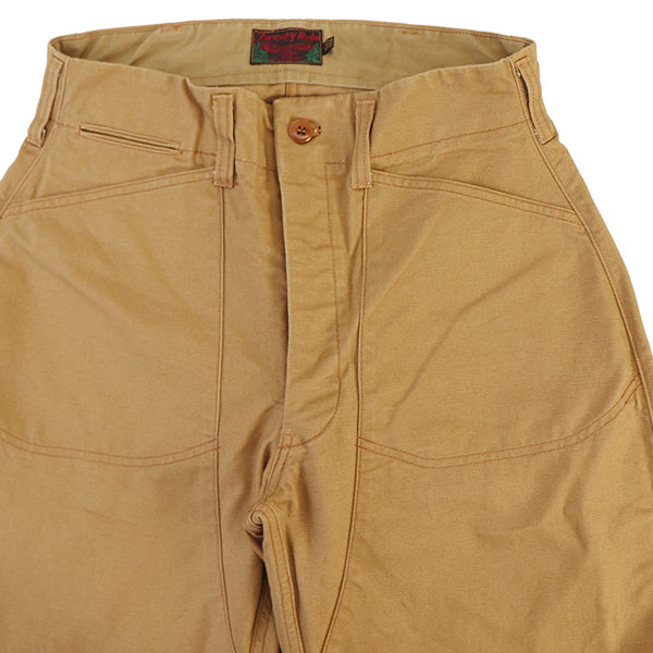 FREEWHEELERS BEAR MOUNTAIN TROUSERS 1920 --1930s OUTDOOR SPORTS CLOTHING VINTAGE STYLE COTTON DUCK 2 COLORS