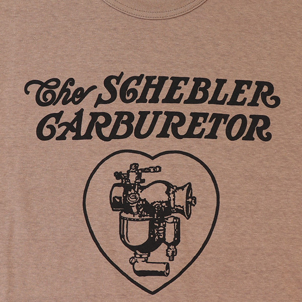 FREEWHEELERS T-SHIRT SCHEBLER MOTOR CULTURE SERIES VINTAGE STYLE LIGHT WEIGHT JERSEY 2 COLORS