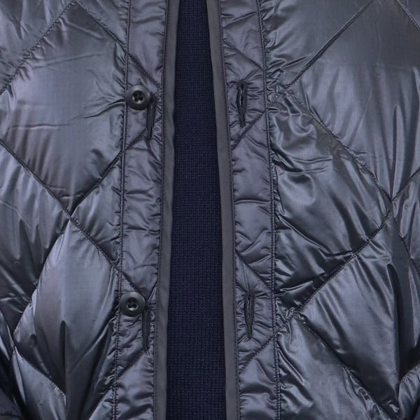 ROCKY MOUNTAIN FEATHERBED <br>FISHTAIL LINER DOWN COAT <br>GRAND TETON <BR>2 COLORS <BR>MADE IN JAPAN <BR>