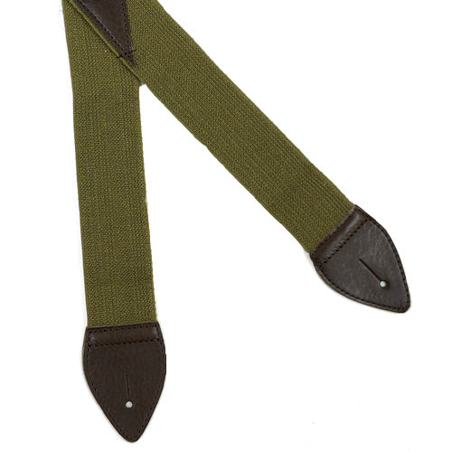 NIGEL CABOURN US ARMY SUSPENDER 2 COLORS MAIN LINE