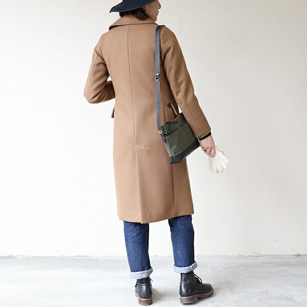 NIGEL CABOURN WOMANNigel Cabourn Woman WWII NAVAL DB COAT CAMEL MAIN LINE