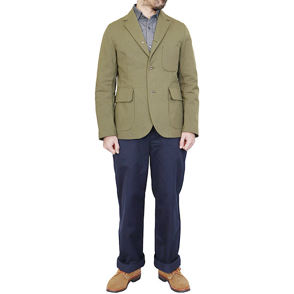 NIGEL CABOURN <br>ナイジェル・ケーボン <br>PACKABLE JACKET HALFTEX <br>MAIN LINE