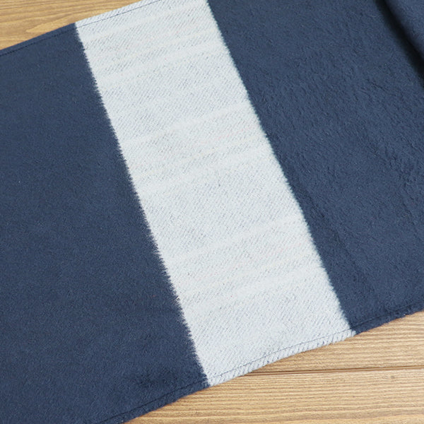NIGEL CABOURNNigel Cabourn STOLE REVERSIBLE FLANNEL 2 COLORS MAIN LINE