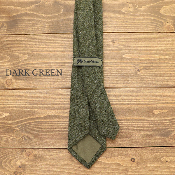 NIGEL CABOURNNigel Cabourn TIE WASHABLE wool 3 COLORS MAIN LINE