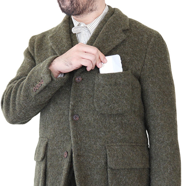 NIGEL CABOURNNigel Cabourn MODIFIED MALLORY JACKET WASHABLE WOOL MAIN LINE