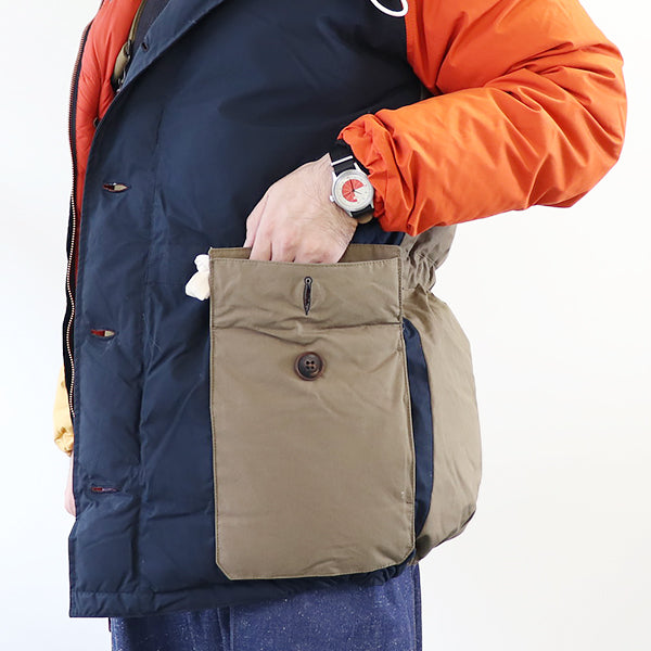 NIGEL CABOURN <br>ナイジェル・ケーボン <br>CRAZY EVEREST PARKA  <BR>VENTILE × SHEEPSKIN <BR>AUTHENTIC LINE <BR>