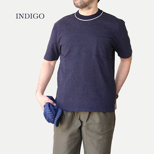 NIGEL CABOURNNigel Cabourn SELVAGE TYPE T-SHIRT 2 COLORS MAIN LINE