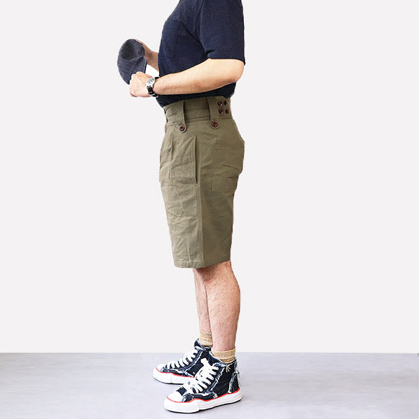 NIGEL CABOURN BOMBAY BLOOMER HALLEY STEVENSON R200 RIPSTOP 2 COLORS AUTHENTIC LINE