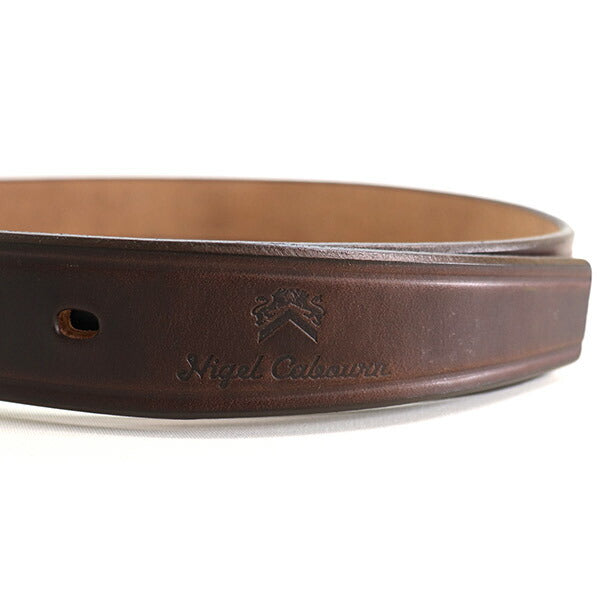 NIGEL CABOURN 1940s ARMY BELT PEAT LABEL 2 COLORS MAIN LINE