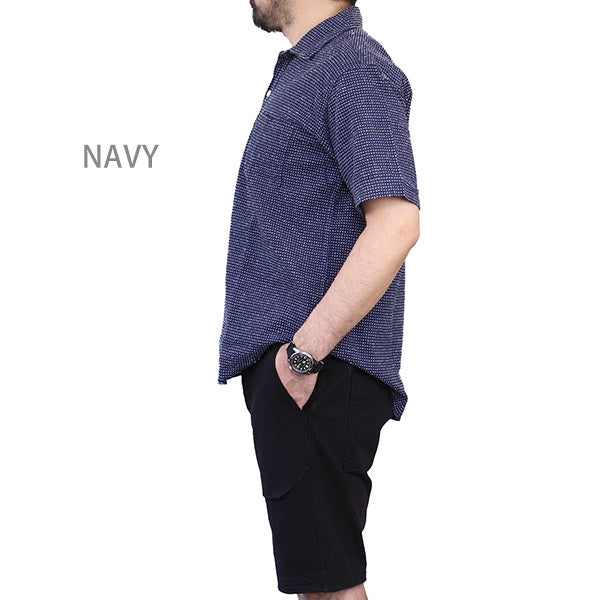 NIGEL CABOURN SHORT SLEEVE POH 2 COLORS AUTHENTIC LINE