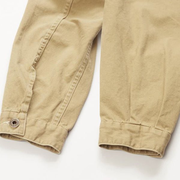 NIGEL CABOURN FRENCH WORK JACKET COTTON TWILL 3 COLORS MAIN LINE
