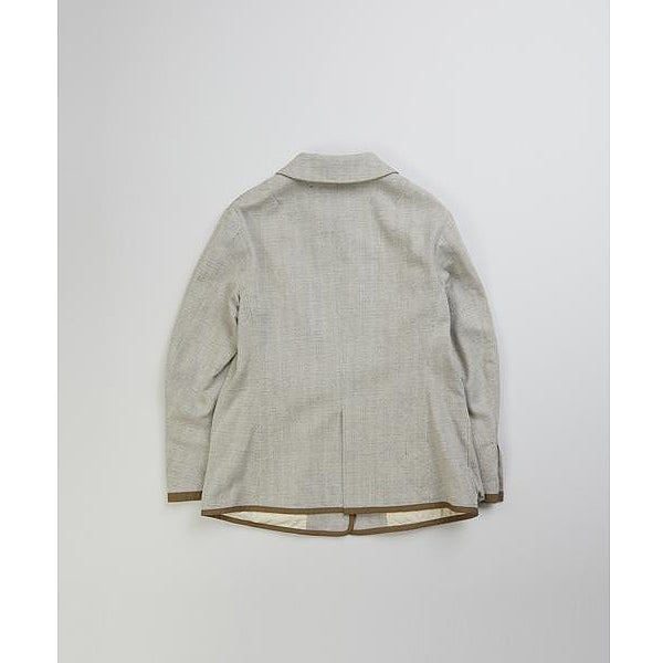 NIGEL CABOURN WOMAN RIDING JACKET ECO TWEED 2 COLORS MAIN LINE