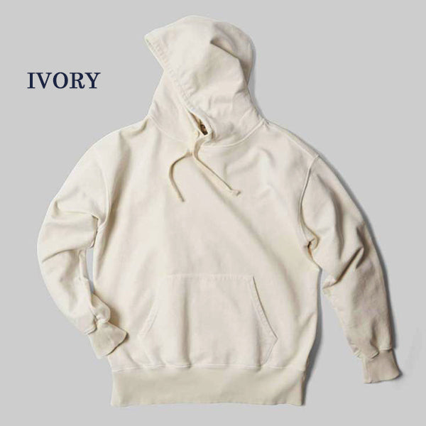 NIGEL CABOURN THE ARMY GYM EMBROIDERED ARROW HOODIE 4 COLORS