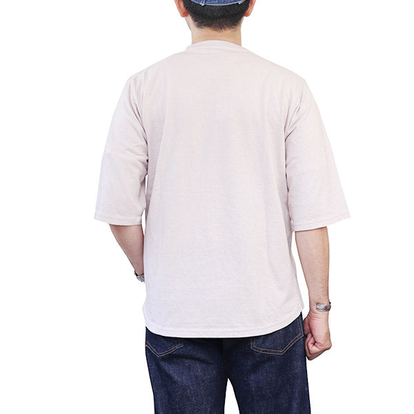 JACKMAN 1/2 SLEEVE T-SHIRT 3 COLORS MADE IN JAPAN