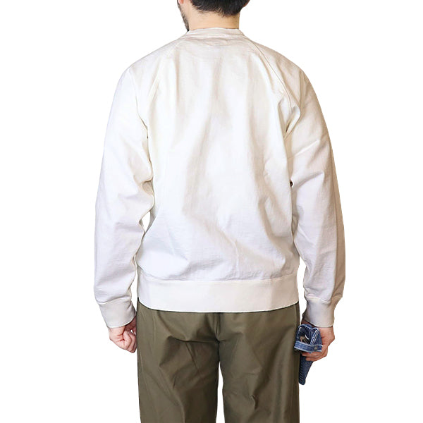 JACKMAN <br>DOTSUME CREWNECK LONG SLEEVE SHIRT <BR>3 COLORS <BR>MADE IN JAPAN <BR>長袖TEE <BR>