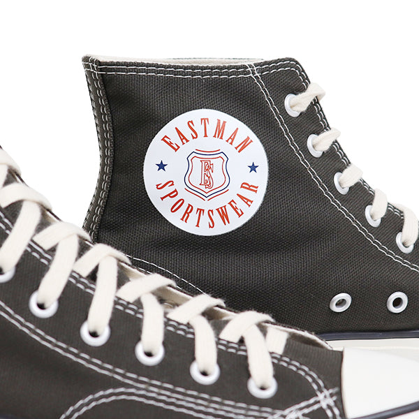 EASTMAN LEATHER CLOTHING ELMC HIGH TOP SNEAKERS 2 COLORS COLLABORATE with JOHN LOFGREN MADE IN JAPAN