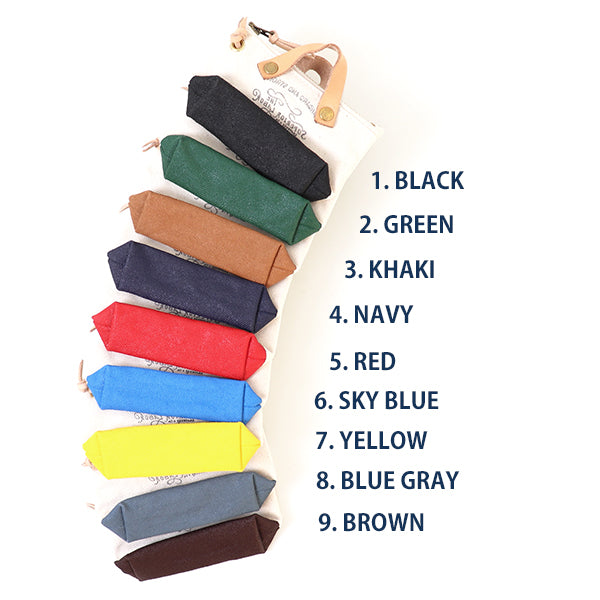 THE SUPERIOR LABOR ENGINEER KEY CASE CANVAS x LEATHER 9 COLORS MADE IN JAPANkey case