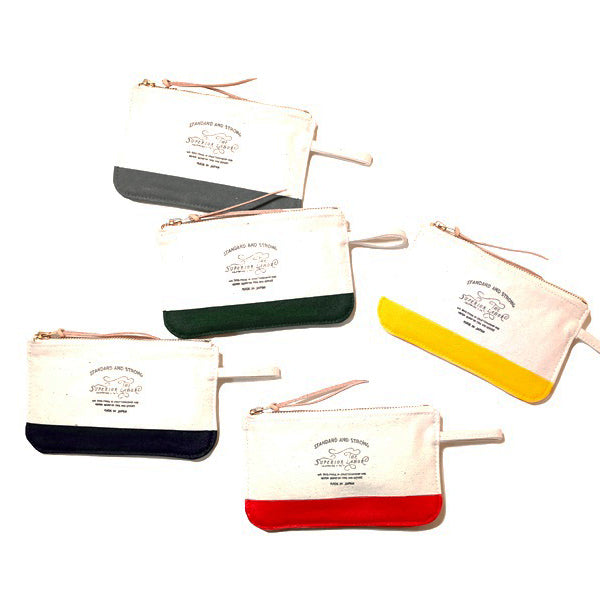 THE SUPERIOR LABOR WITH BAG PURSE 5 COLORS MADE IN JAPAN