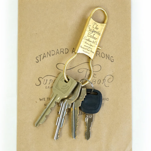 THE SUPERIOR LABOR SUPERIOR KEY CHAIN MADE IN JAPANkey chain