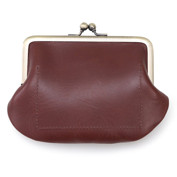 VASCO LEATHER VOYAGE COIN PURSE ITALIAN LEATHER 4 COLORS MADE IN JAPAN