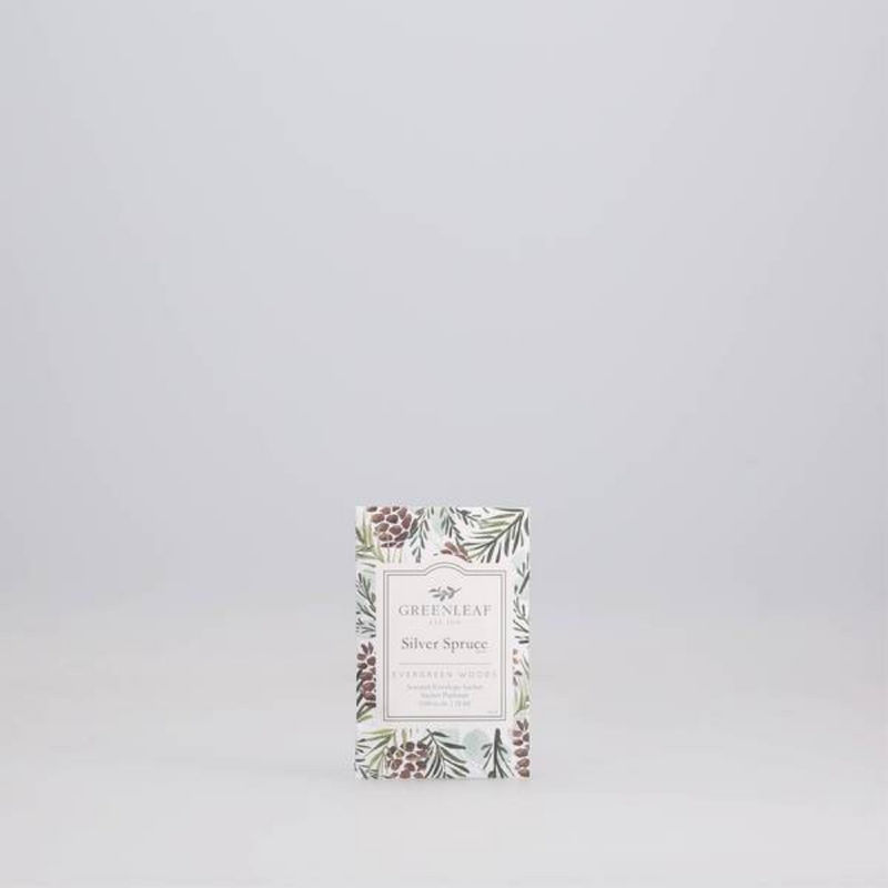 Silver Spruce Small Sachet
