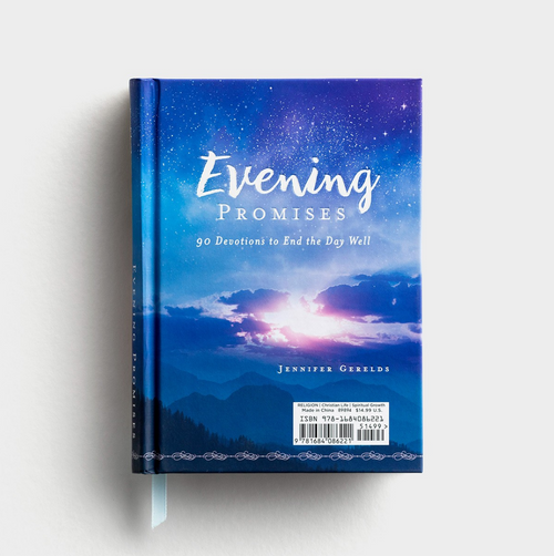Morning and Evening Promises Flip Book