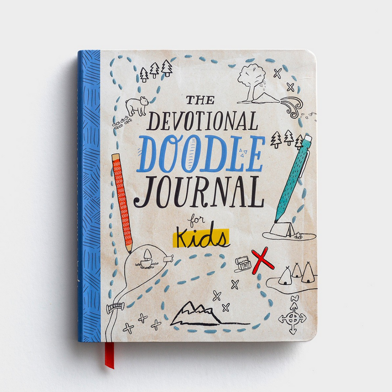 The Devotional Doodle Journal for Kids