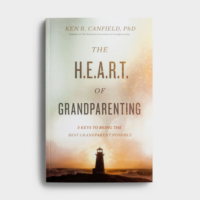 The Heart of Grandparenting Book