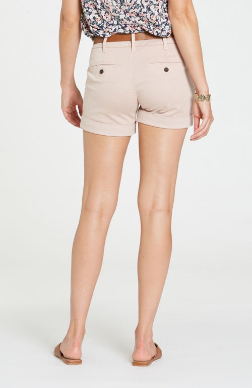 Hampton Short in Blush