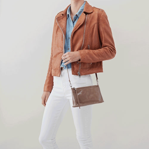 Cadence Crossbody - Gravel