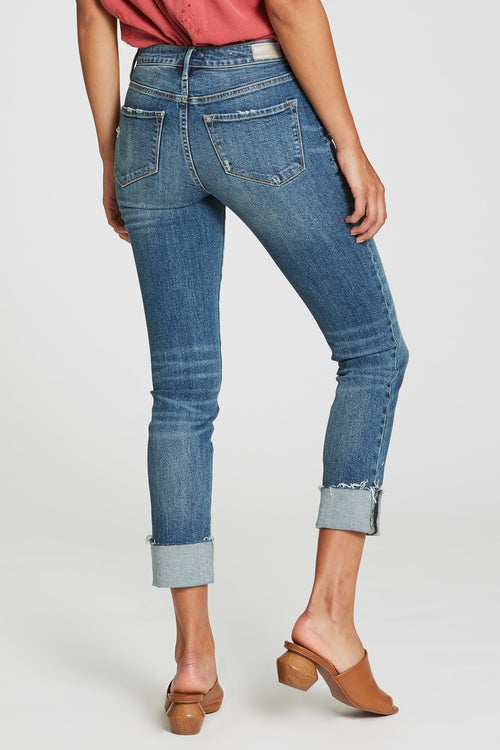 Blaire Cuffed Jeans