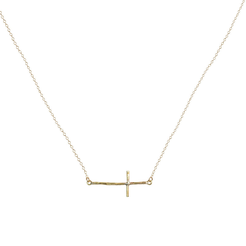 Cross Bridge Necklace
