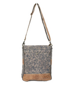 Walnut Pattern Shoulder Bag