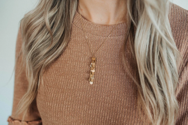 Planted Necklace
