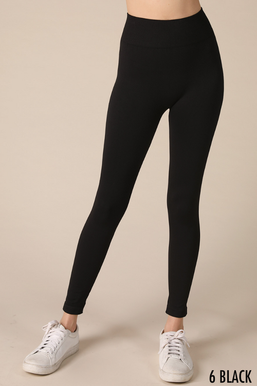 Signature Legging- Multiple Colors
