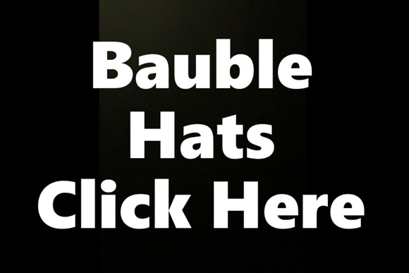 Bauble Hats
