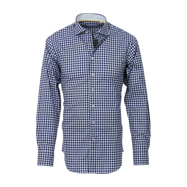 Chess Blue check shirt