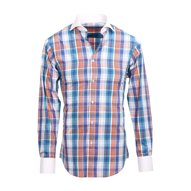 Voltaire Check shirt