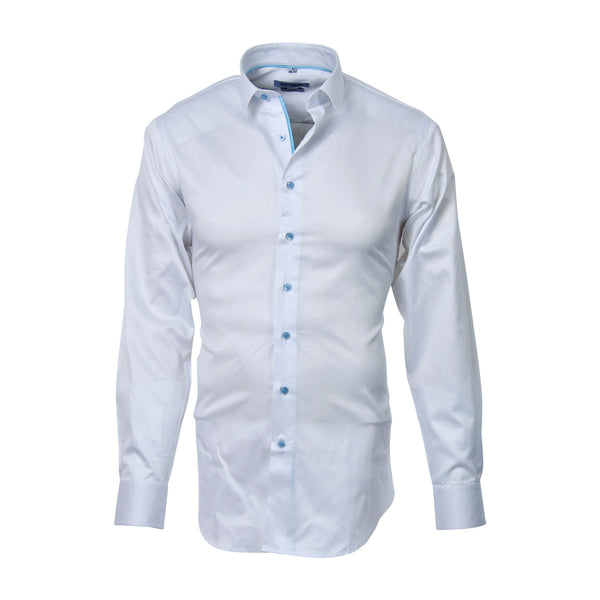 BRIM WHITE SUPIMA SHIRT