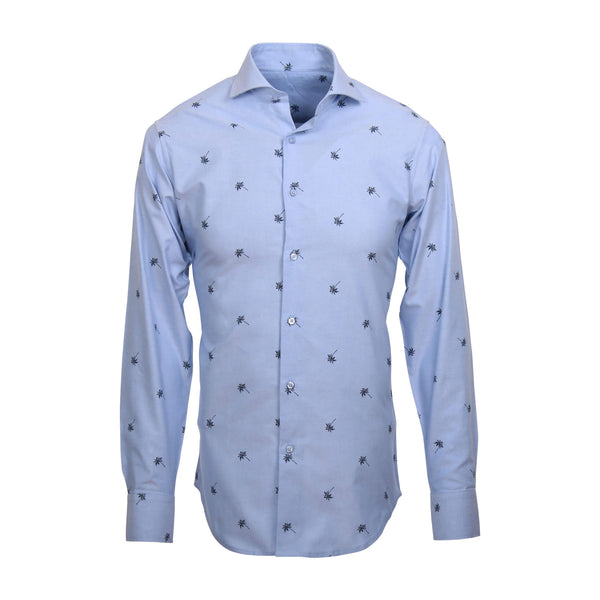 Hawai Blue oxford shirt
