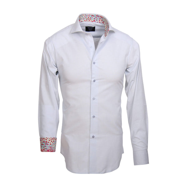 Chukar White shirt