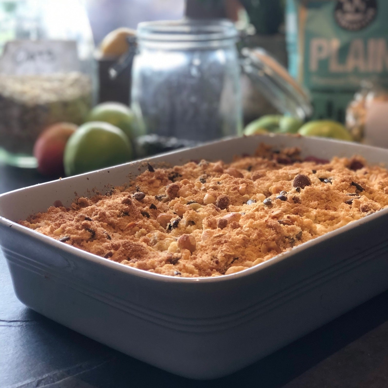 The Best Crumble Recipe