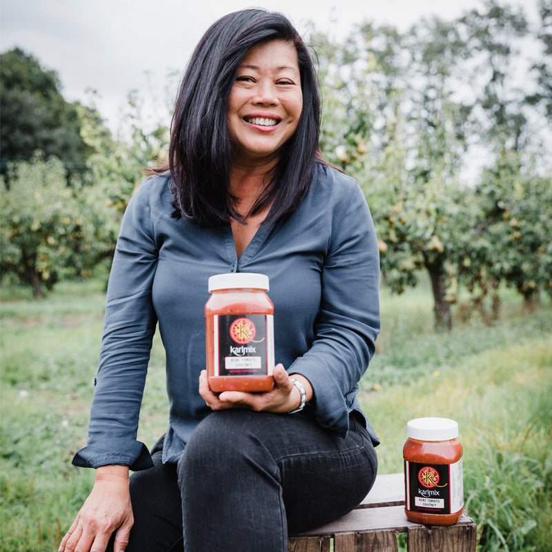 Monica Chia - Karimix Pastes and Sauces
