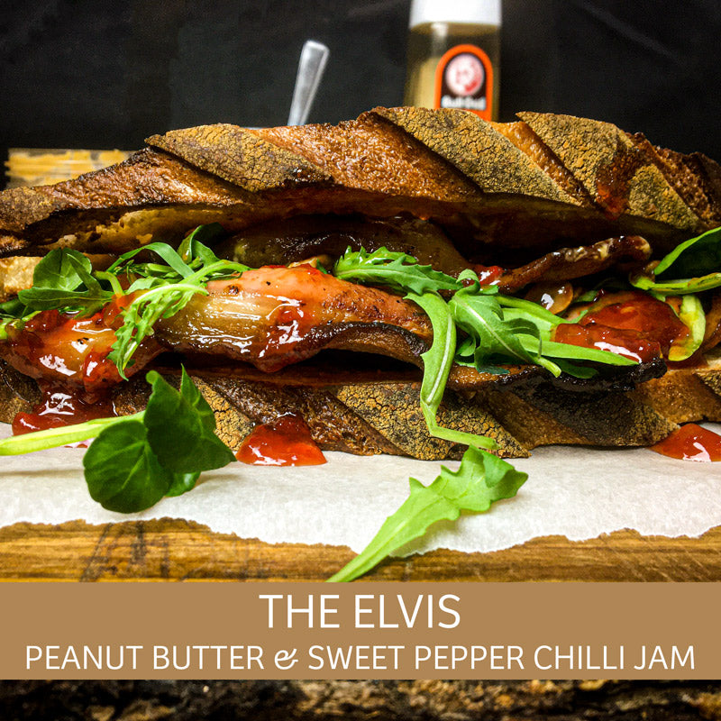 The Best Ever Bacon Sandwich No. 1 - The Elvis