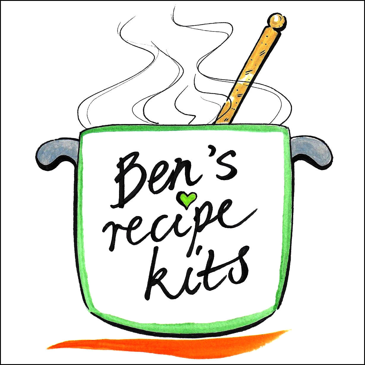 Ben's Recipe Kit Boxes