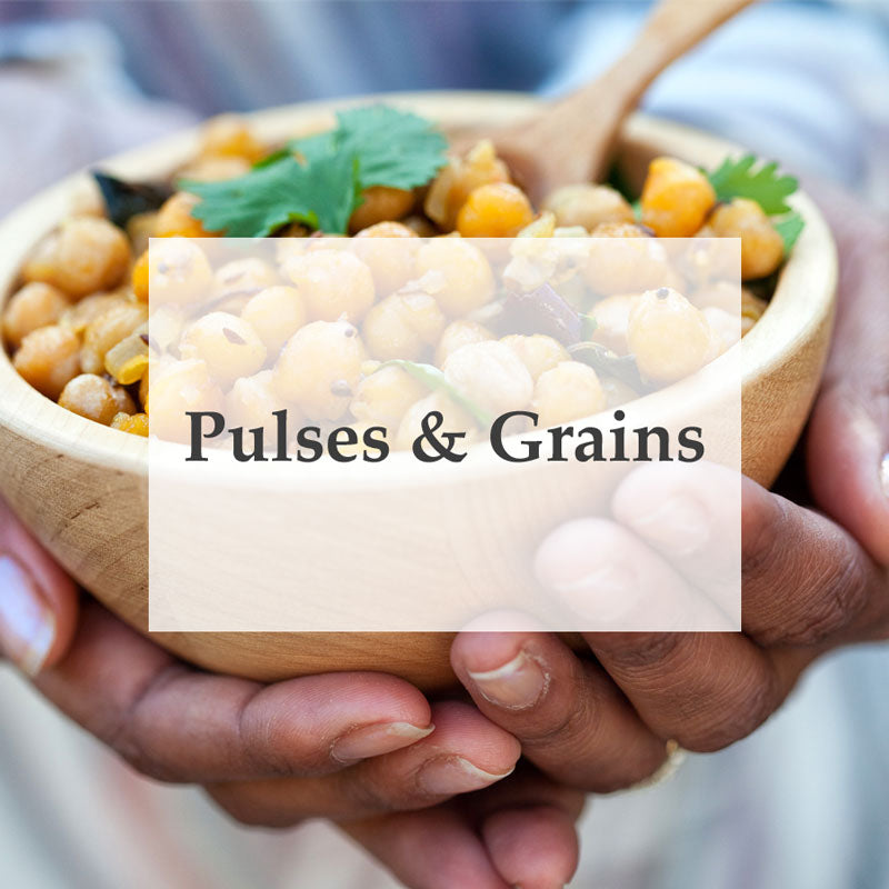 Pulses & Grains