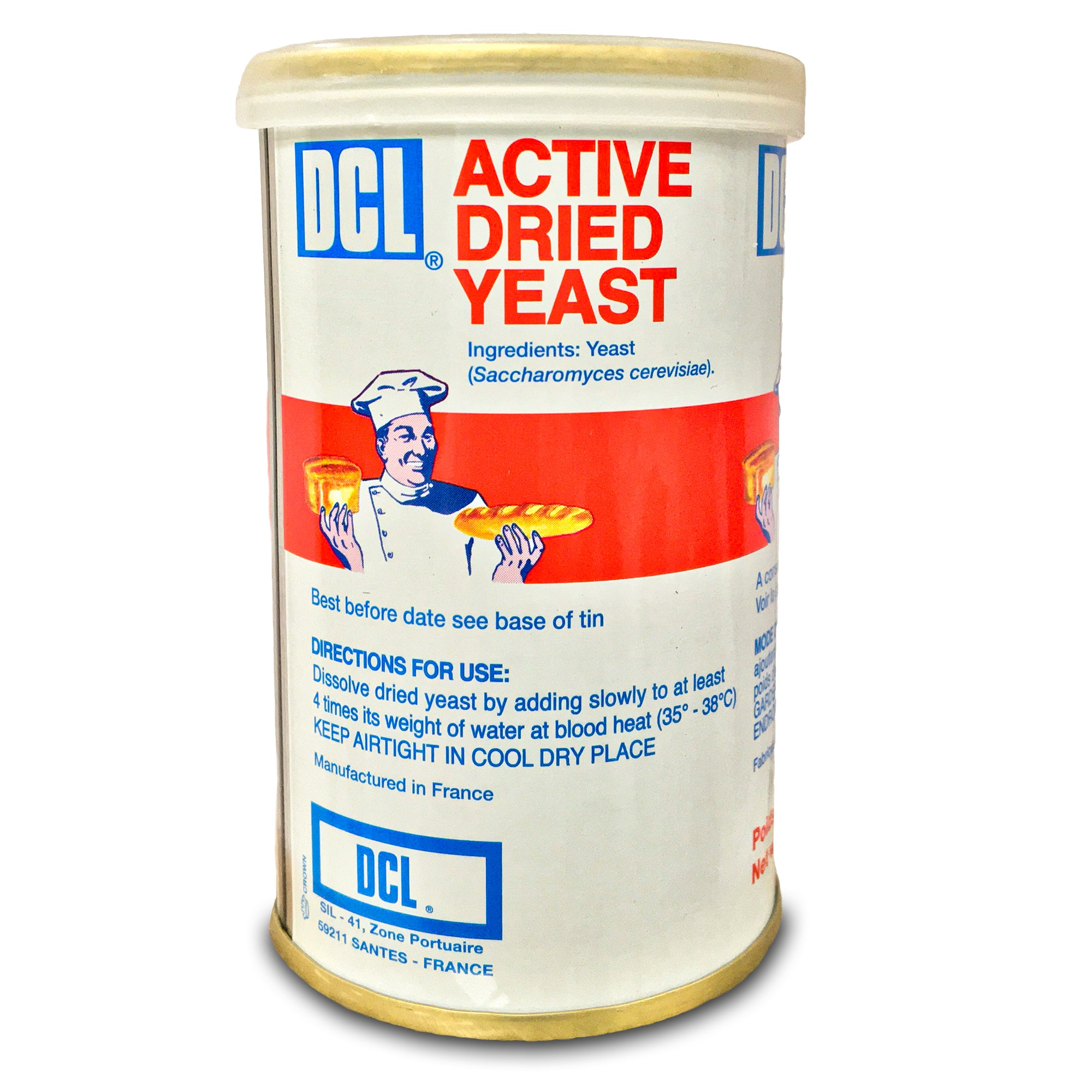 DCL Active Dried Yeast, 125g