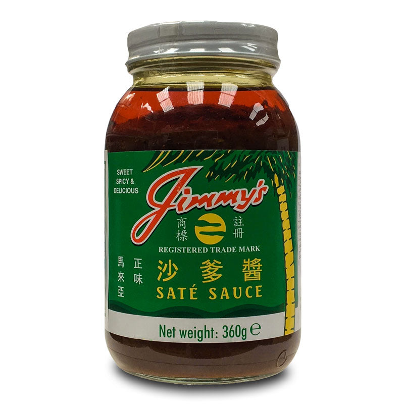Jimmy's Sate Sauce, 360g